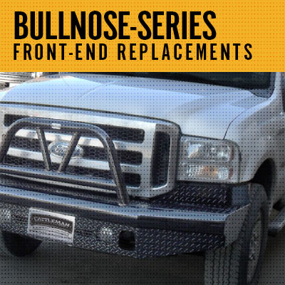 BULL NOSE BUMPERS