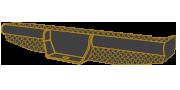Search Rear Bumpers - CattlemanHD.com